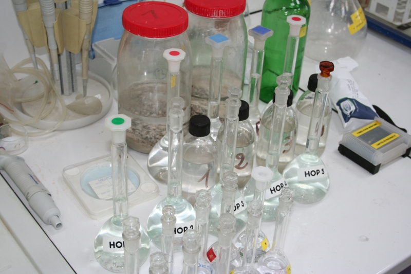 Water Sample Testing